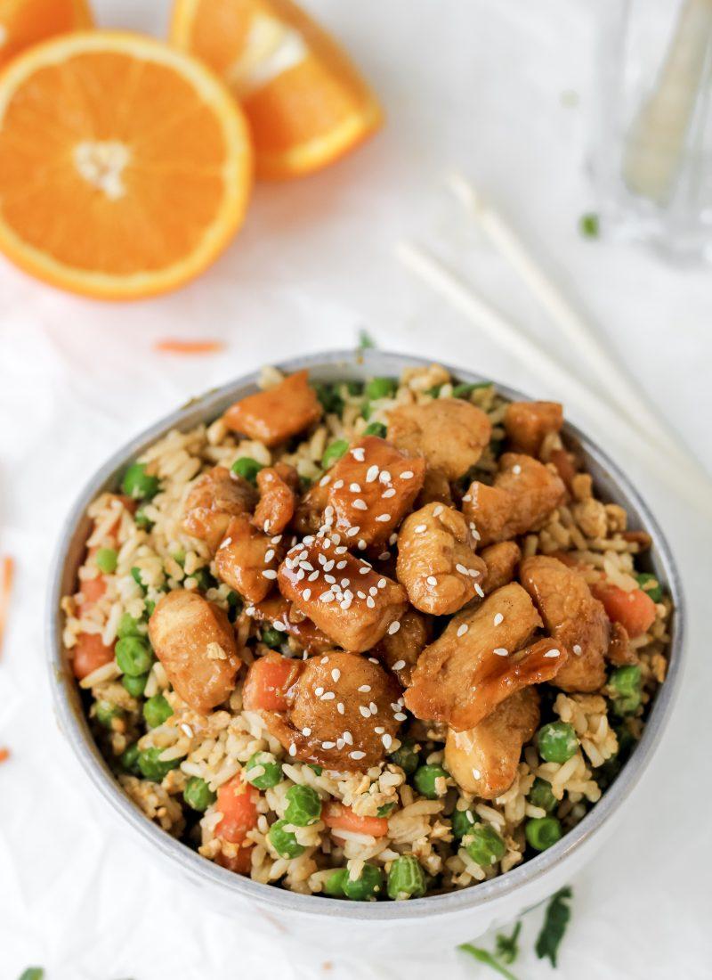 healthy orange chicken (paleo & gluten-free!)